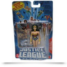 2004 Wonder Woman Justice League Unlimited