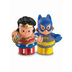 little people super batgirl figure pack