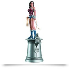 Dc Chess Collector Figure And Magazine