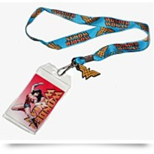 Specials Dc Comics Wonder Woman Lanyard 75219