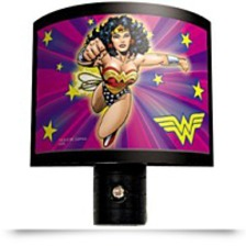 Discount Dc Comics Wonder Woman Night Light 70101NL