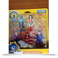Specials Dc Super Friends Heroes And Villains