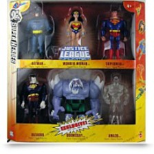 Specials Dc Super Heroes Unlimited Exclusive Action