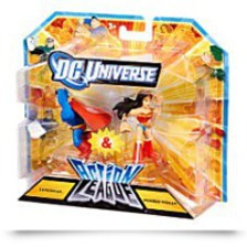 Specials Dc Universe 2 25 Inch Mini Action League