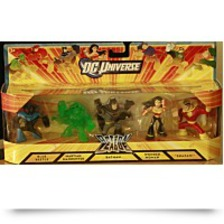 Specials Dc Universe Action League Exclusive Mini