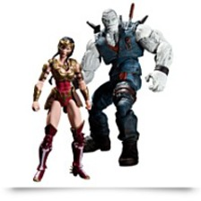 Discount Injustice Wonder Woman Vs Solomon Grundy