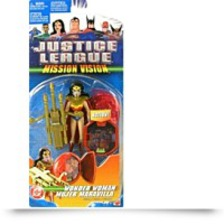 Specials Justice League Mission Vision Wonder