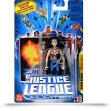 Specials Justice League Unlimited Action Figure