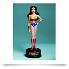Specials Justice League Wonder Woman Mini Maquette