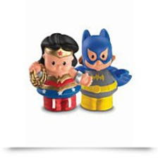 Discount Little People Dc Super Friendswonder