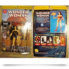 Wonder Woman Dc Direct Action Variant