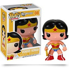 Wonder Woman Pop Heroes