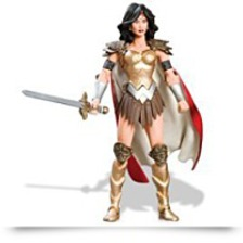 Specials Wonder Woman Series 1