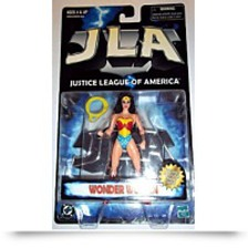 Wonder Woman Total Justice League America